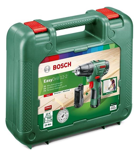 Bosch Taladro atornillador a batería EasyDrill 12-2 (12 V 59d7609e5d6b