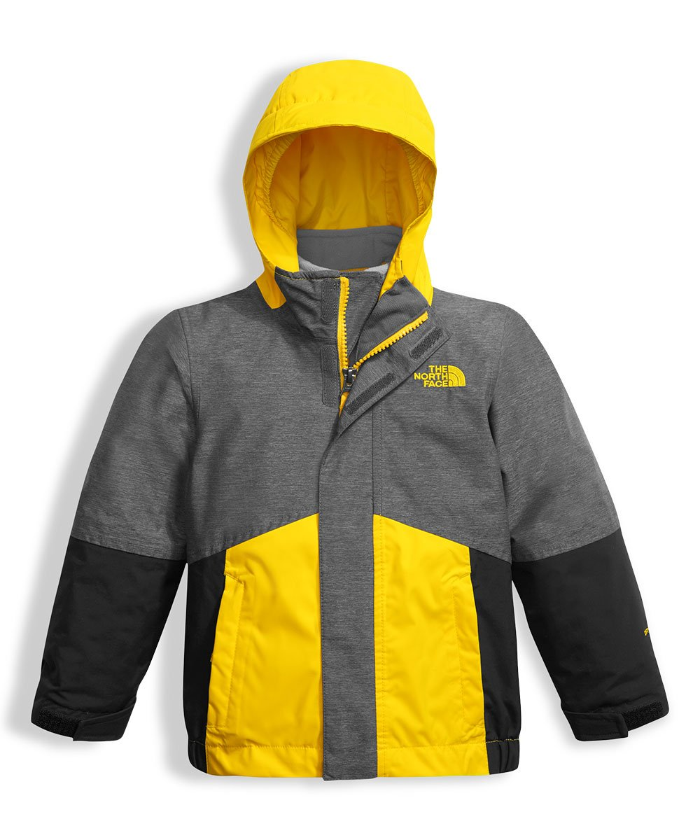 The North Face Little Boys' Toddler Boundary Triclimate Jacket - tnf medium by The North Face