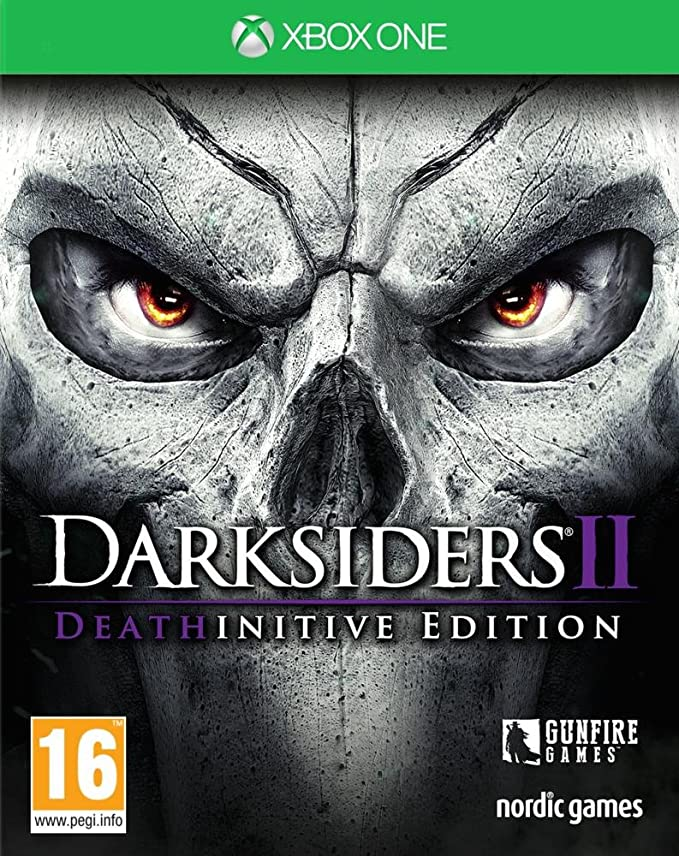 Darksiders 2: Deathinitive Edition [Importación Inglesa]: Amazon ...