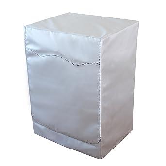 AKEfit Funda de Lavadora Cubierta impermeable para lavadora / secadora de carga frontal para Lavadora o