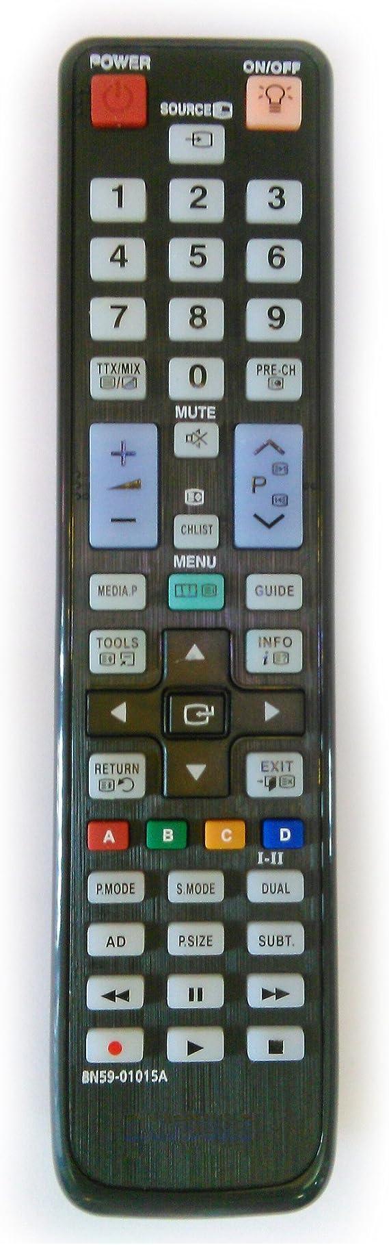Fernbedienung für Samsung UE37B6000 UE37B6000VP UE37B6000VP//XXN