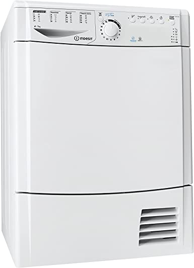 Indesit EDPA 745 A1 ECO Independiente Carga frontal 7kg A+ Blanco ...