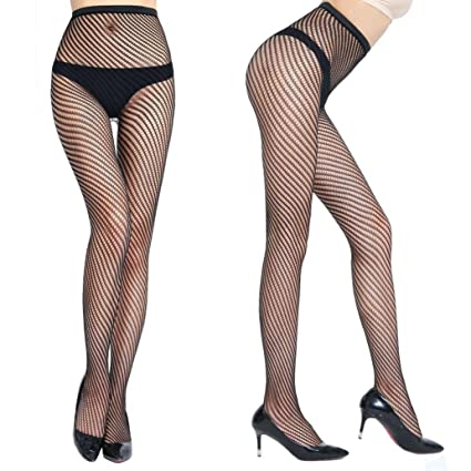 af85177dfc4be Image Unavailable. Image not available for. Color: Women Sexy Fishnet Tights  ...