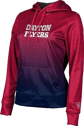 ProSphere University of Dayton Girls Pullover Hoodie Geometric School Spirit Sweatshirt