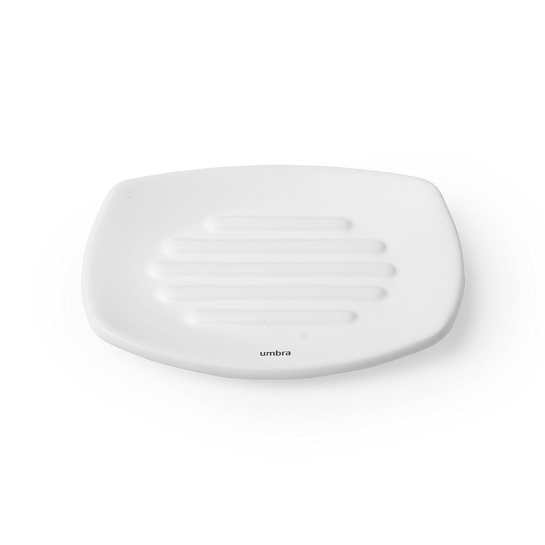 Umbra Corsa Soap Dish, Charcoal 1004477-149