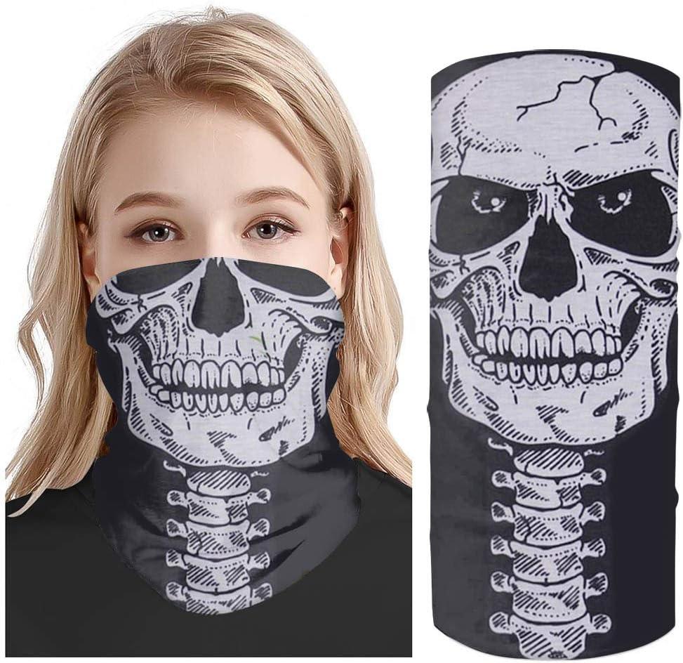Magic Headwear 3D Black And White Vortex Outdoor Scarf Headbands Bandana Mask Neck Gaiter Head Wrap Mask Sweatband