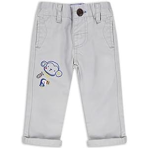 The Essential One - Bébé Enfant Garçon Pantalon - Gris - EOT238