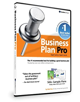 Palo Alto Software, Inc. Business Plan Pro 15Th Anniversary ...