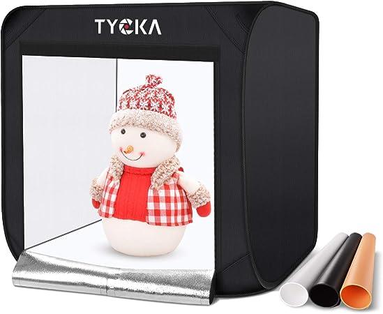 Tycka Foto Studio Box 60 X 60 X 60 Cm Kamera