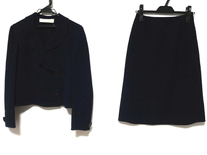 (バレンチノ) VALENTINO スカートスーツ レディース ダークネイビー 【中古】 B07DNYT7YB  -