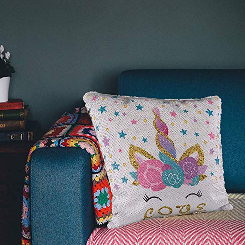 23 x 23 Square Floor Pillow Kess InHouse Robin Dickinson I Choose Magic Flowers