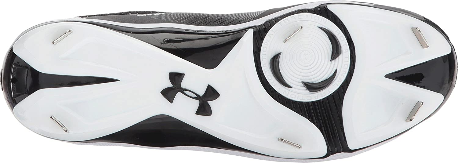 Under Armour Mens UA Ignite Low ST Black