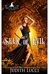 Seer of Evil (Witches Academy Book 3) Kindle Edition