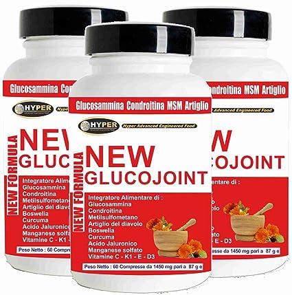 Glucosamina - Coindroitina | suplementos de dolor en las ...