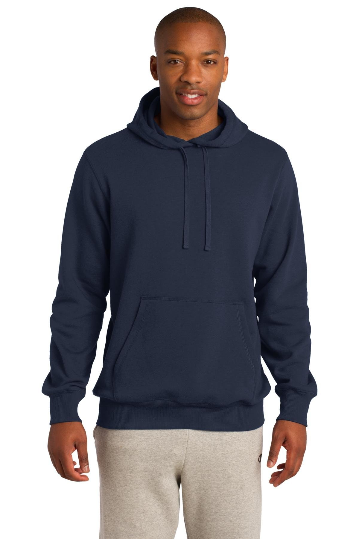 Sport-Tek Pullover Hooded Sweatshirt. ST254 True Navy 3XL by Sport-Tek