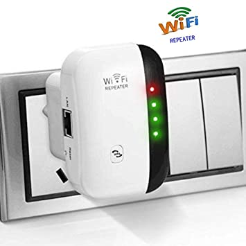 B Router de red Amplificador de se/ñal 2.4GHz Adaptador de red anten Repetidor Wi-Fi Amplificador extensor inal/ámbrico de largo alcance Wireless-N 300Mbps Mini punto de acceso AP WLAN IEEE802.11N G