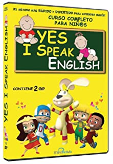 Yes, I speak english (Curso completo) [DVD]