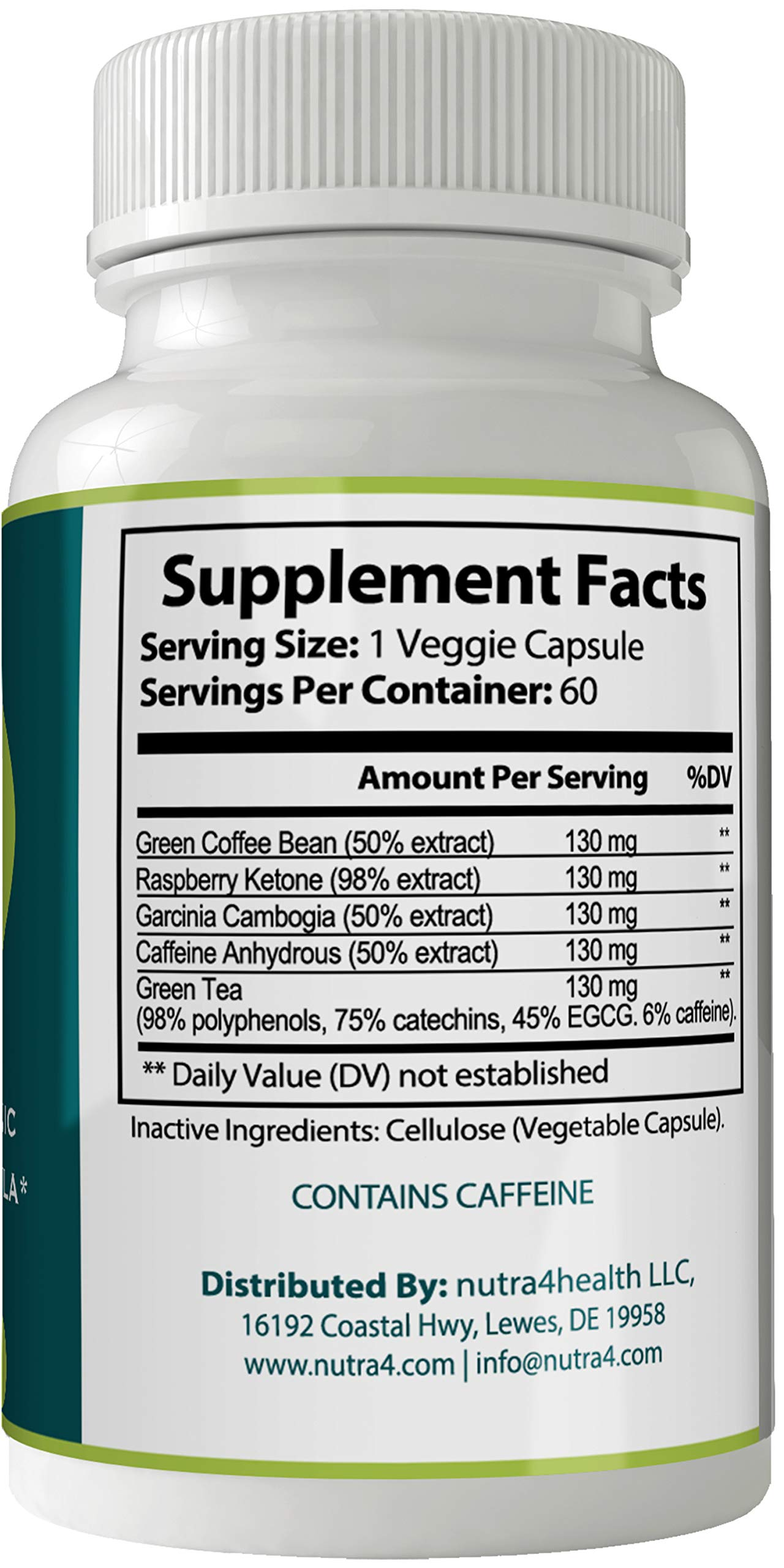 Rapid Trim 24/7 Weight Loss Pills Keto Diet Capsules, Weightloss Lean Fat Burner, Advanced Thermal Fat Loss Supplement for Women and Men by nutra4health LLC (Image #2)