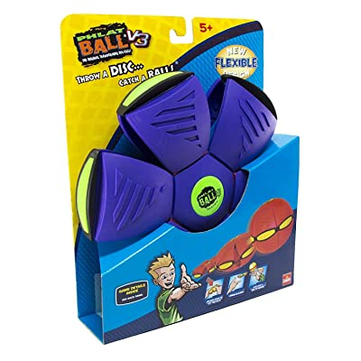 Goliath Games Phlat Ball V3- Color and Styles May Vary: Toys & Games [5Bkhe1005633]