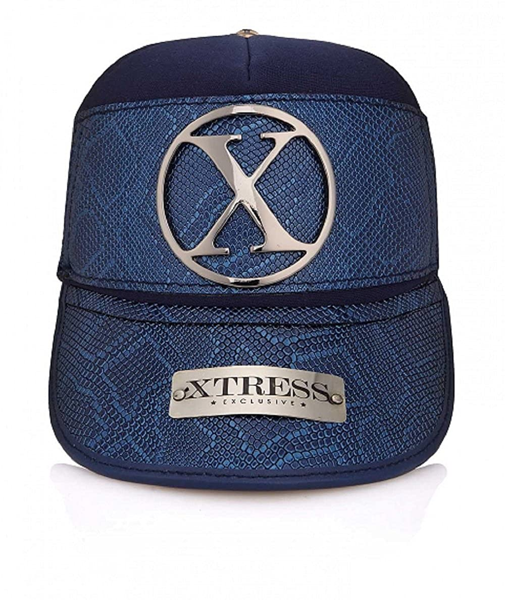 Xtress Exclusive Gorra azul de diseño. Unisex: Amazon.es: Ropa y ...
