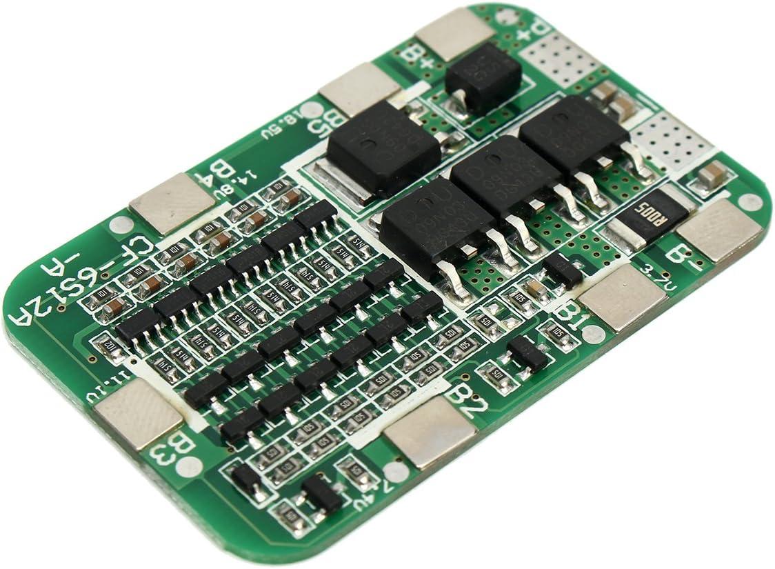 Ils - PCB BMS 6S 15A 24V Batería Tarjeta de protecció para 18650 ...