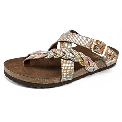 15f668452 WHITE MOUNTAIN Shoes Hansen Women s Sandal