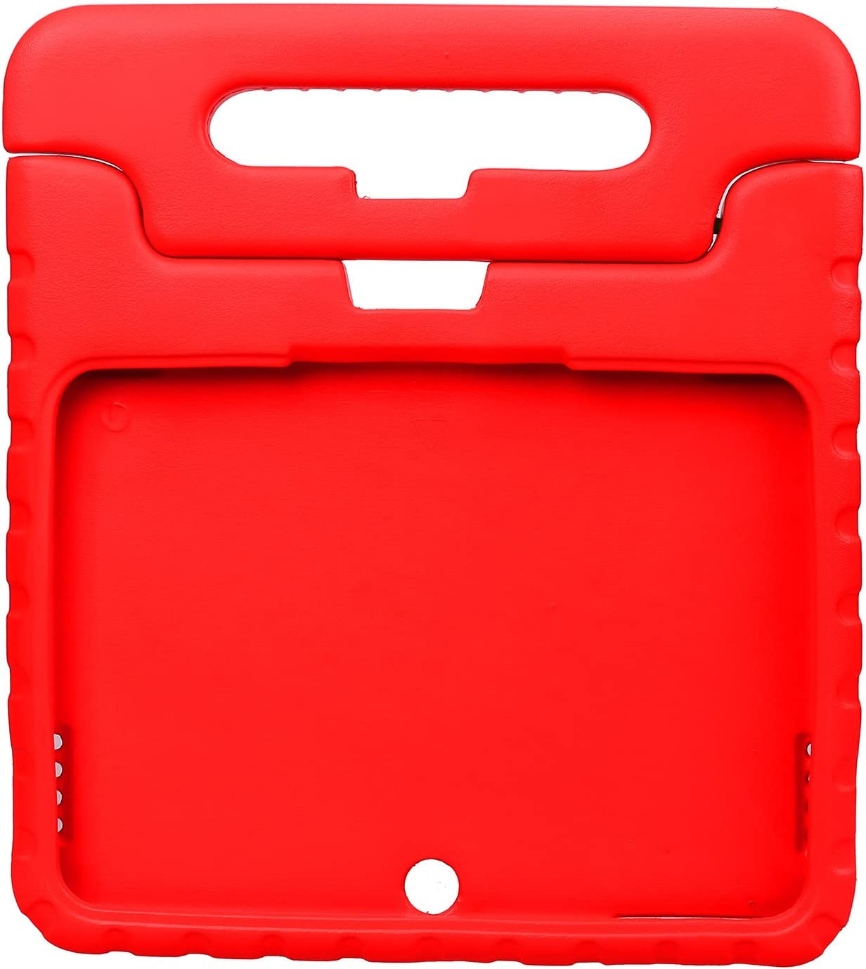 NEWSTYLE Samsung Galaxy Tab 4 10.1 Shockproof Case Light Weight Kids Case Super Protection Cover Handle Stand Case for Kids Children for Samsung Galaxy Tab 4 10.1-inch (Red)