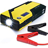 DBPower 12000mAh 500A Car Jump Starter & Power Bank