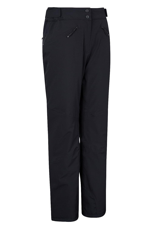 18b432395 Mountain Warehouse Isola Womens Extreme Ski Pants - Short Length ...