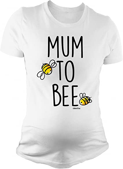 Mum To Be T-shirt Pregnant Mother Maternity Gift Present Womens Mummy Tee NEW