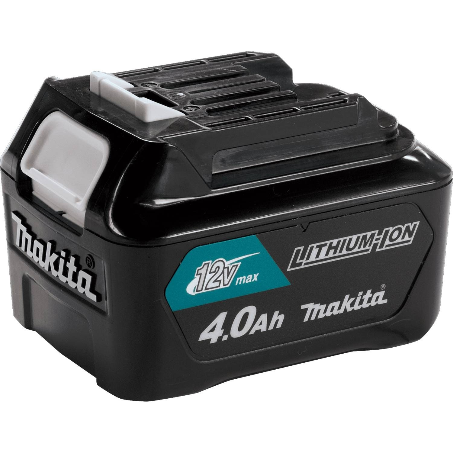 Makita BL1041B-2  12V max CXT Lithium-Ion 4.0 Amp Battery (2 Pack) by Makita (Image #3)