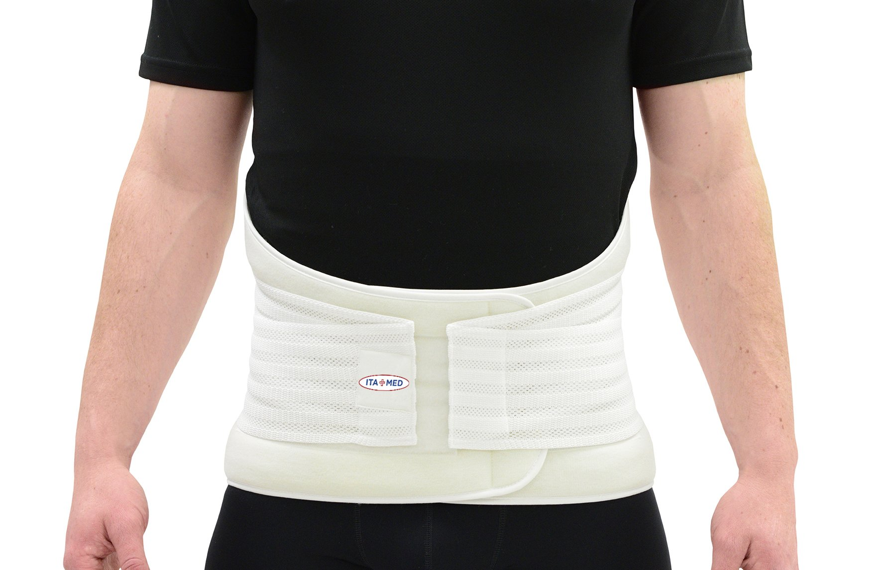 ITA-MED Extra-Strong Lumbo-Sacral Support Belt