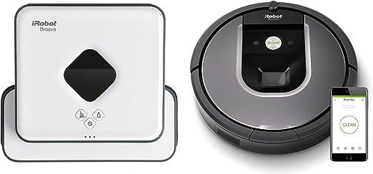 iRobot Roomba 960 - Robot Aspirador Óptimo Mascotas con Wifi y ...