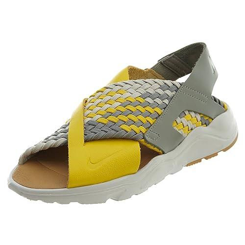 d719b1df14a2 Nike W AIR Huarache Huarache Ultra Mens Fashion-Sneakers 885118-700 9 -  Mineral Yellow