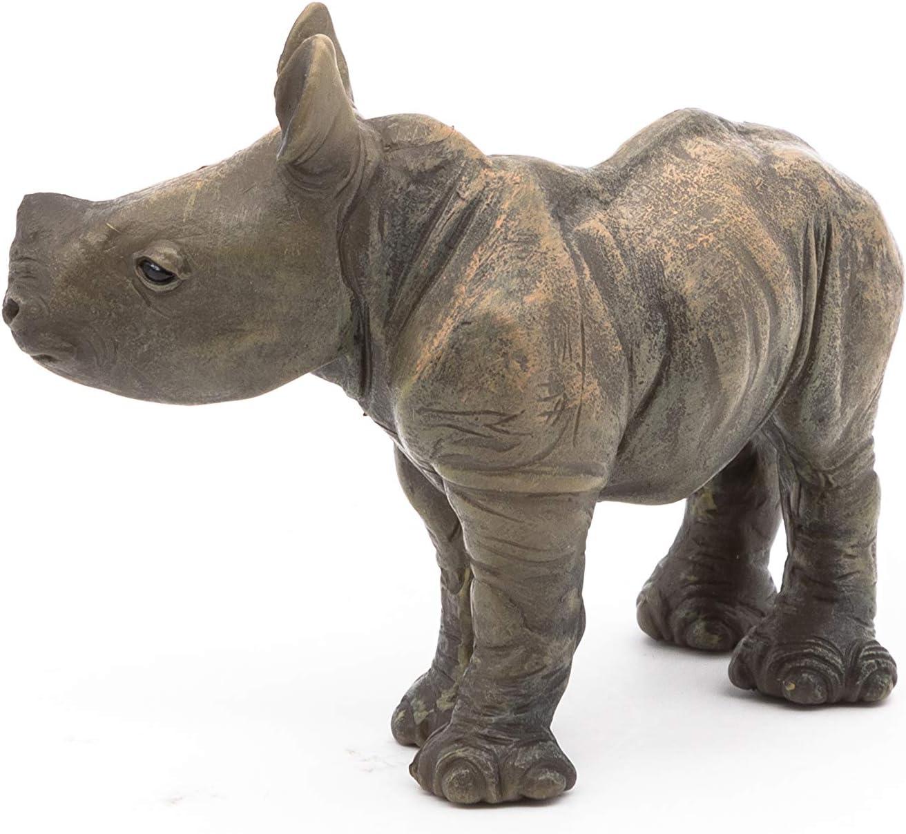 Papo Rhinoceros Calf Figure