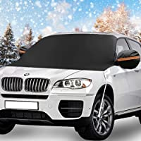 $20 » Windshield Snow Cover, KKTICK Car Windshield Covers for Ice Snow Frost Full Protection,…
