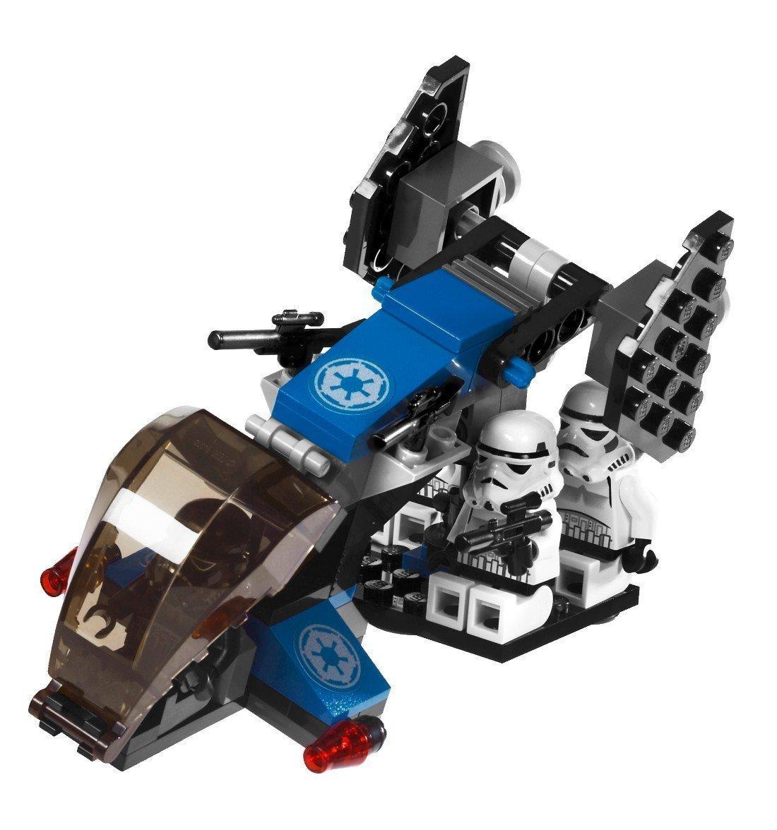 Lego Star Wars 7667 Imperial Dropship Amazon Toys Games