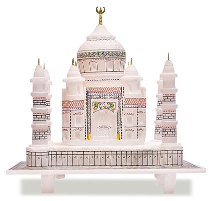 Artist Haat Handcrafted Indian Souvenir Taj Mahal Replica Symbol