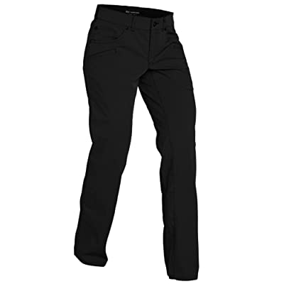 5.11 Tactical Women's Cirrus Pant, Black, Size 4