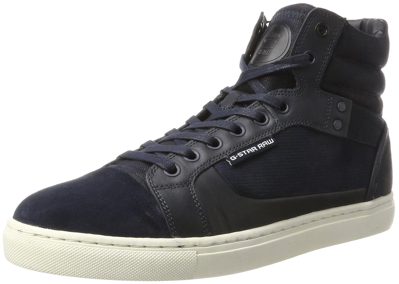 G-STAR RAW New Augur, Zapatillas Altas para Hombre: Amazon.es: Zapatos y complementos