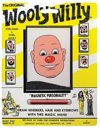 a9b8ffa0826 Amazon.com: PlayMonster Magnetic Personalities - Original Wooly ...