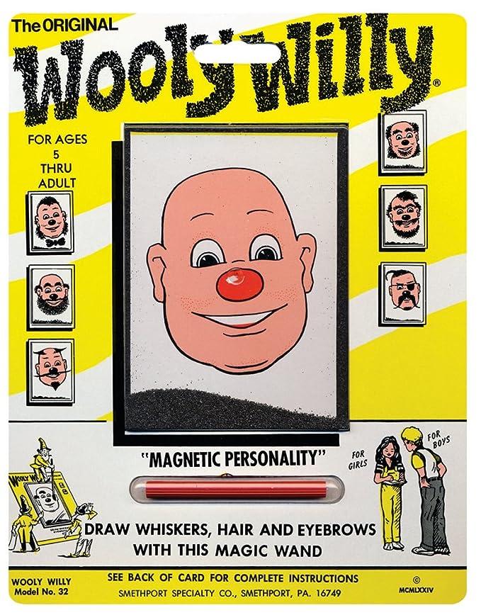 Amazon Playmonster Magnetic Personalities Original Wooly