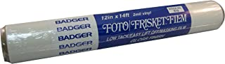 product image for Badger Air-Brush Co. 610 Foto/Frisket Film Roll Gloss