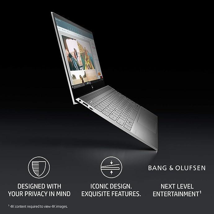 限Prime会员 金盒特价 HP 惠普 ENVY 13英寸 4K触摸屏 笔记本电脑 7.4折$999 海淘转运到手约¥7053
