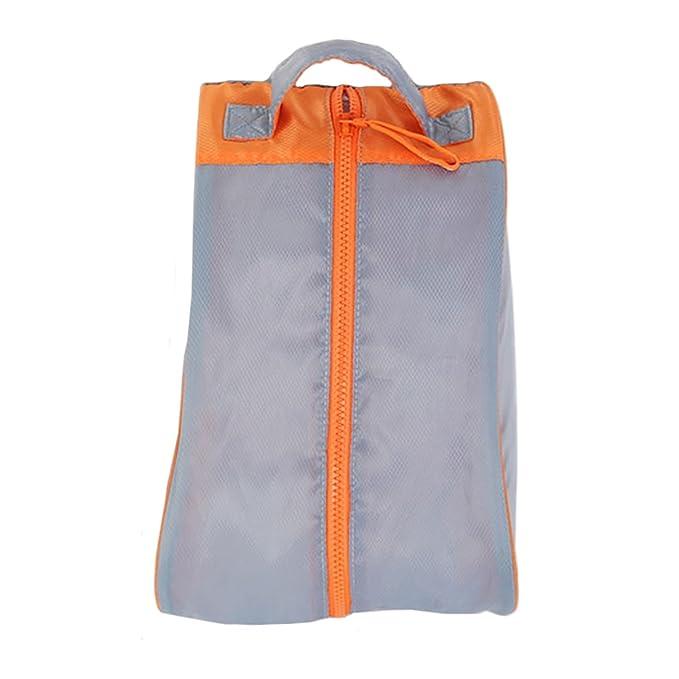Amazon.com: Nailon/Poliéster Impermeable Bolsa para zapatos ...