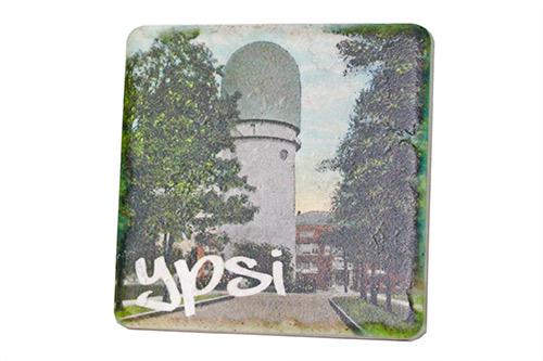 Ypsi Watertower Coaster
