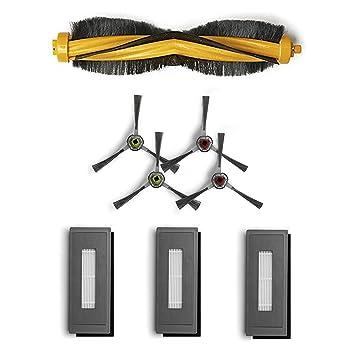 reyee Kit de repuesto para ECOVACS robótica dg3g-kta Buddy accesorio para Deebot Ozmo 930: Amazon.es: Hogar