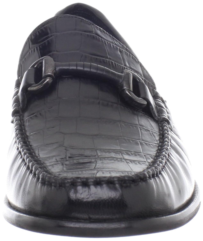 Men's Loafers For Sale Florsheim Sarasota Bit Black Smooth Men Leather 12104 005 New Releases