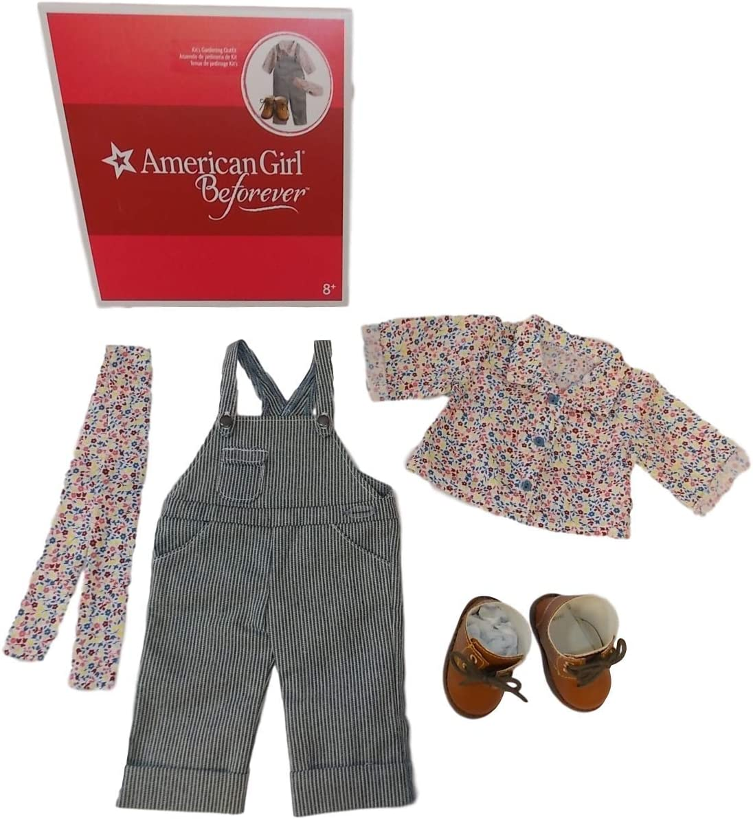 Doll Not Included /… American Girl Kits Gardening Outfit for 18 Dolls