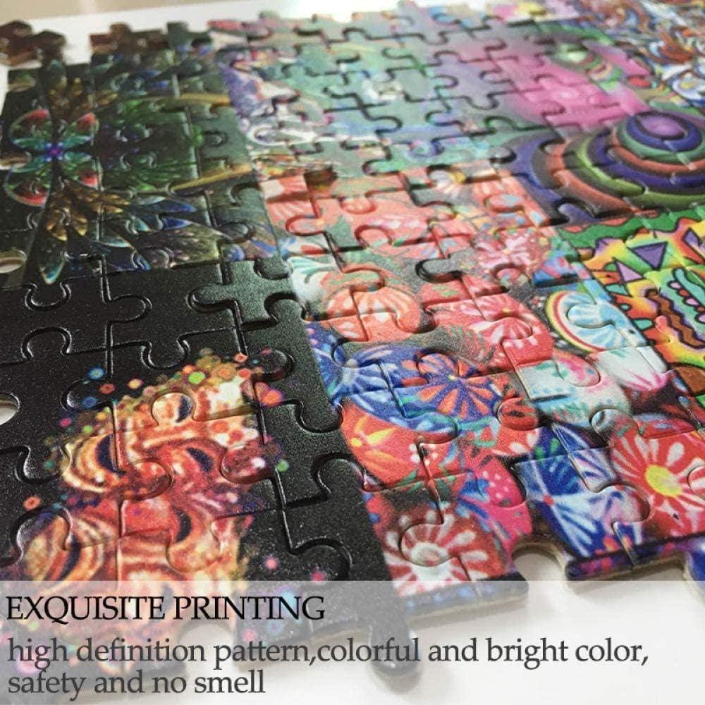 300/500/1000/1500/2000/3000 pièces Puzzle en bois-Good Day Édition Collector Cadeau de vacances pour adultes Jouet pour enfants DIY 3000pcs